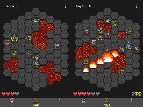 เกมส์โจมตีอัศวิน Hoplite