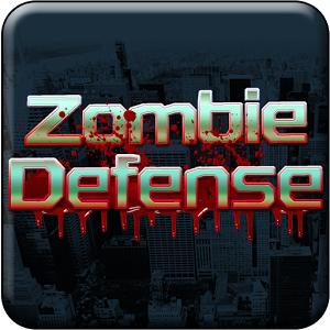 Zombie Defense (App เกมส์สร้างฐานกันซอมบี้) :