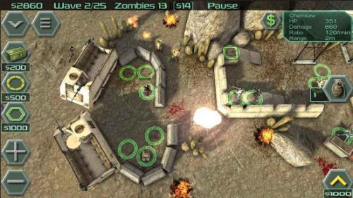โหลดเกมส์ Zombie Defense
