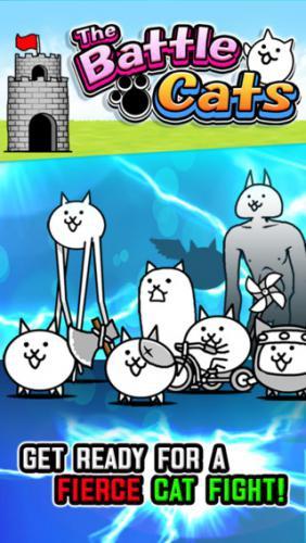 The Battle Cats (App เกมส์การต่อสู้ของกองทัพแมว) :