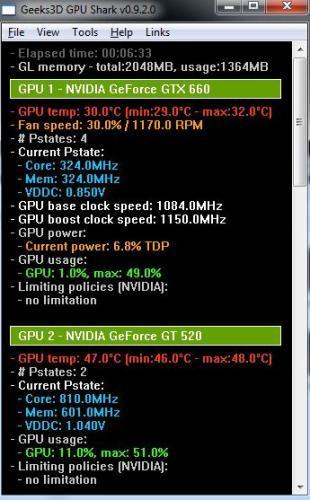 ดาวน์โหลดโปรแกรม GPU Shark