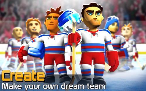 โหลดเกมส์ Big Win Hockey 2014