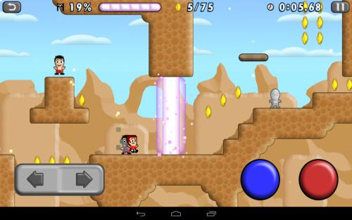 App เกมส์เด็กผจญภัย