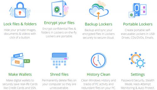 ดาวน์โหลดโปรแกรม Folder Lock