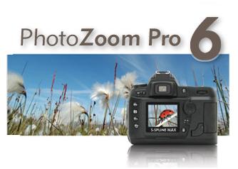 โปรแกรมแต่งรูป BenVista PhotoZoom Pro
