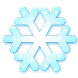 DesktopSnowOK (โปรแกรมสร้าง หิมะตกบนหน้าจอ Desktop) :