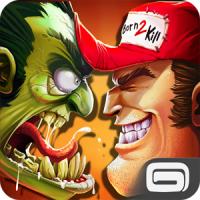 Zombiewood (App เกมส์ถล่มเมืองซอมบี้)