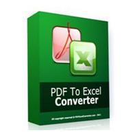 PDF To Excel Converter (โปรแกรม แปลงไฟล์เอกสาร PDF เป็น Excel)