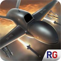 Drone Shadow Strike (App เกมส์ยิงจรวดมิสซาย)