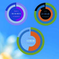 Eusing Clock (โปรแกรม Eusing Clock นาฬิกาสารพัดประโยชน์)