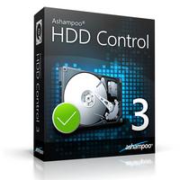 Ashampoo HDD Control (โปรแกรมดูแล เพิ่มประสิทธิภาพ HDD)
