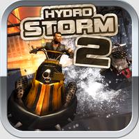Hydro Storm 2 (App เกมส์ Hydro Storm 2 แข่งเจ็ทสกียิงปืนสุดโหด)