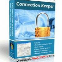 Connection Keeper (โปรแกรมตั้งค่าระบบเน็ตเวิร์ค การเล่นอินเทอร์เน็ต ฟรี)