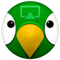 AirParrot (โปรแกรม AirParrot แสดงผลจอคอมบน Apple TV)