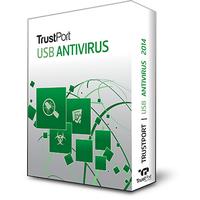 TrustPort AntiVirus (โปรแกรม TrustPort AntiVirus สแกนไวรัส)