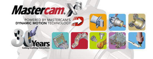 โปรแกรมออกแบบ 3 มิติ MasterCam