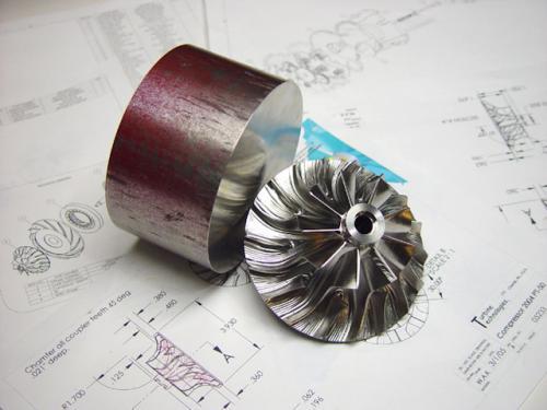 MasterCam (โปรแกรม MasterCam งานออกแบบเครื่องจักร CNC) :