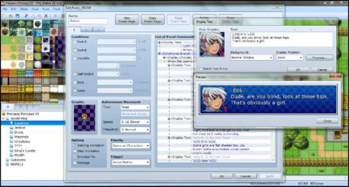 โปรแกรมเขียนเกมส์ RPG Maker VX Ace Lite