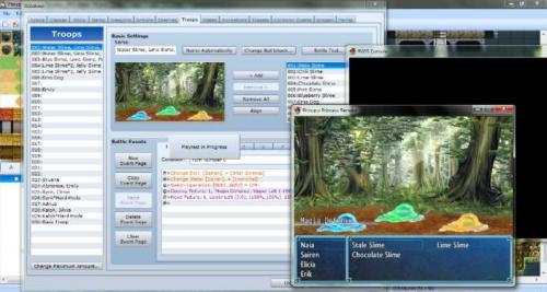 โปรแกรมสร้างเกมส์ RPG Maker VX Ace Lite