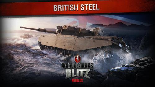 โหลดเกมส์ World of Tanks Blitz