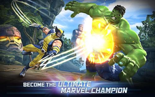 เกมส์ Marvel Contest of Champions