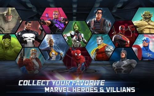 ดาวน์โหลด Marvel Contest of Champions