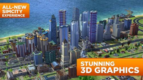 ดาวน์โหลด SimCity BuildIt