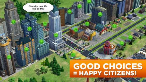 SimCity BuildIt (App เกมส์ซิม บริหารเมืองสุดหรรษา) :