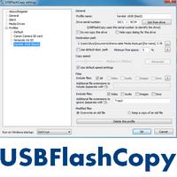 USBFlashCopy (สำรองข้อมูล FlashDrive และ Memory Card)