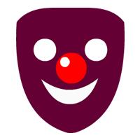 Funny Mask (โปรแกรม แต่งรูปคน ใส่สติ๊กเกอร์ ให้เป็นตัวตลก)