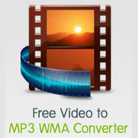 Free Video to MP3 WMA Converter