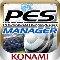 PES MANAGER (App เกมส์ผู้จัดการทีมฟุตบอล)