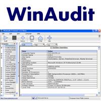 WinAudit (โปรแกรม WinAudit ตรวจสอบ ดูข้อมูลภายในคอมฯ)