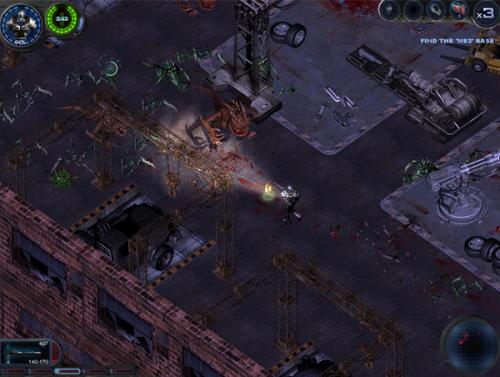 ดาวน์โหลดเกมส์ Alien Shooter 2