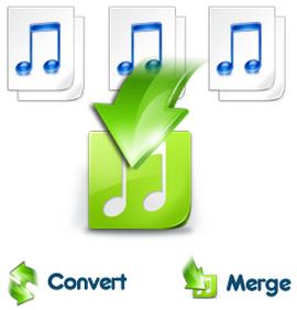 โปรแกรมรวมเพลง Free MP3 Joiner