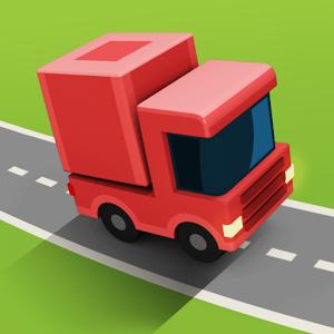 RGB Express (App เกมส์ขับรถส่งสี) :