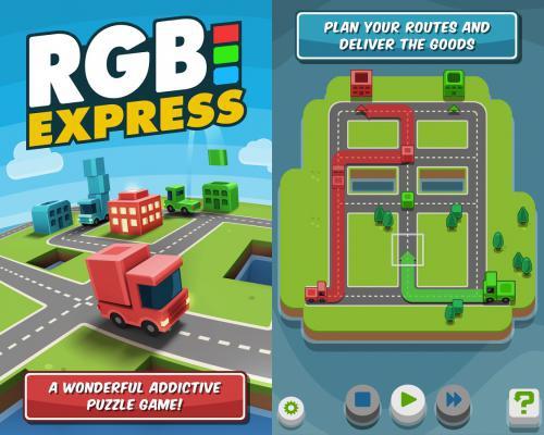โหลดเกมส์ RGB Express