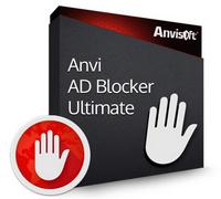 Anvi AD Blocker Ultimate (โปรแกรม บล็อคโฆษณา บนเว็บไซต์) :
