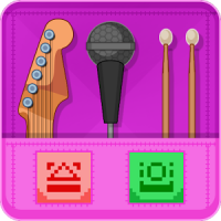 Pixel Band (App เกมส์เล่นวงดนตรี)