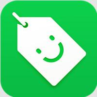 LINE Stickers (App ติดแท็กคำบรรยายสติ๊กเกอร์)
