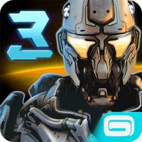 NOVA 3 Freedom (App เกมส์ยิงหุ่นยนต์)