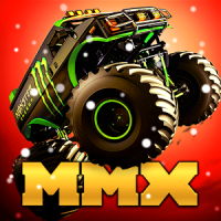MMX Racing (App เกมส์แข่งรถโฟร์วิล)