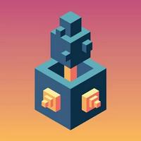 Skyward (App เกมส์ปริศนาหอคอยลอยฟ้า)