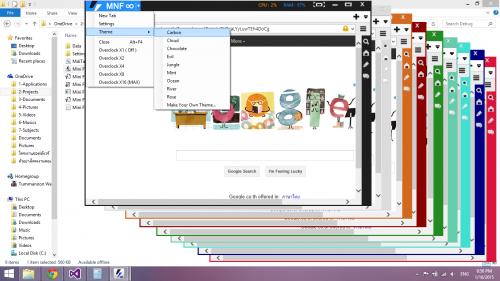 เว็บเบราว์เซอร์ Mini Fast Browser