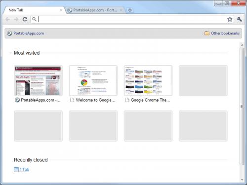 เว็บเบราว์เซอร์ Google Chrome