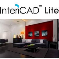 InteriCAD Lite (โปรแกรมออกแบบภายในอาคาร ตกแต่งภายใน) :