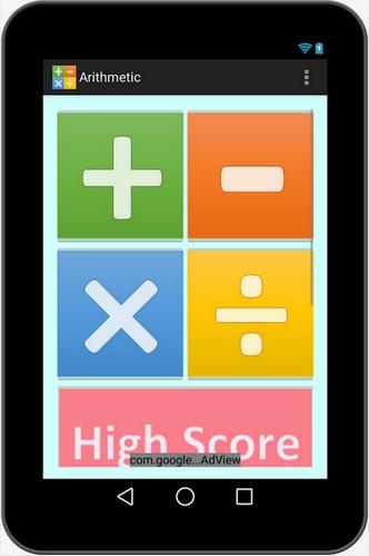 App คณิตศาสตร์ Arithmetic