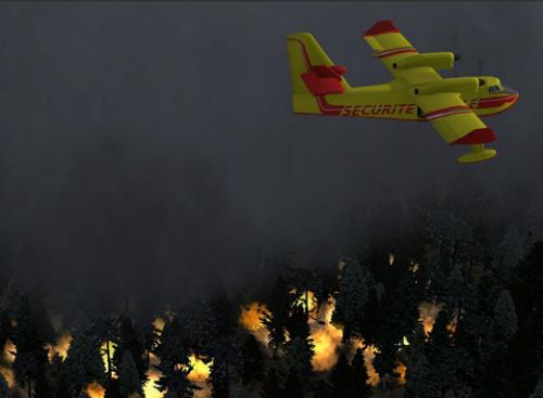 ดาวน์โหลดเกมส์ FlightGear