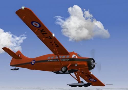 เกมส์เครื่องบิน FlightGear