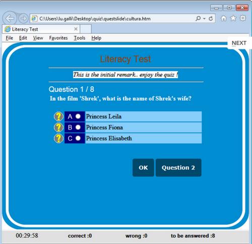 ดาวน์โหลดโปรแกรม QuizFaber